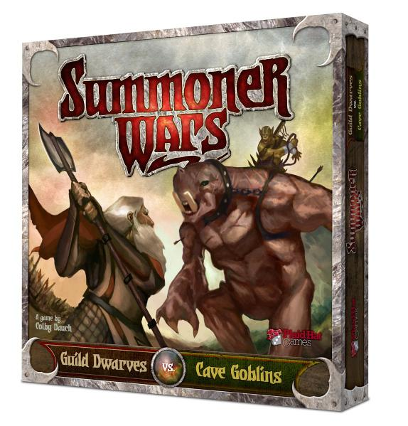 Summoner Wars: Guild Dwarves vs. Cave Goblins [SALE]