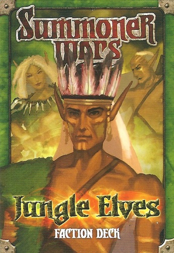 Summoner Wars: Jungle Elves Faction Deck