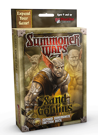Summoner Wars: Sand Goblins Second Summoner Faction Deck [SALE]
