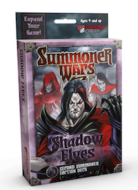 Summoner Wars: Shadow Elves Second Summoner Faction Deck [SALE]