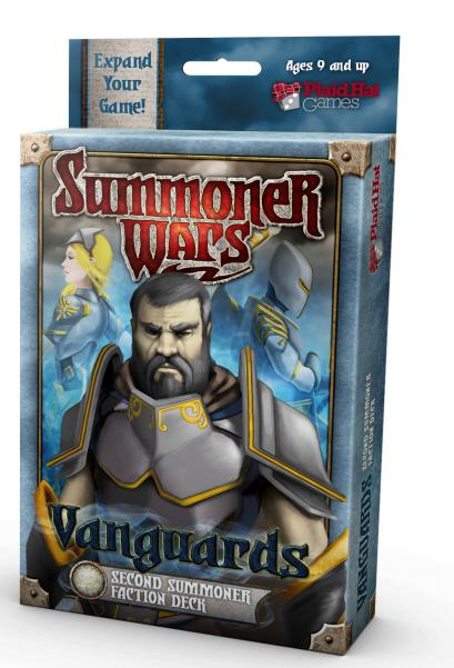 Summoner Wars: Vanguards Second Summoner Faction Deck