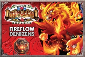 Super Dungeon Explore: Fireflow Denizens [Damaged]