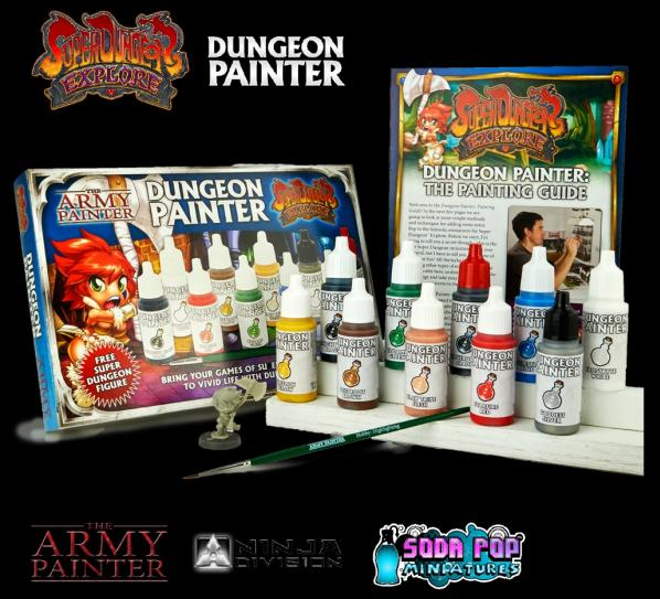 Super Dungeon Explore: Paint Set