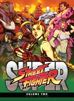 Super Street Fighter Volume Two- Hyper Fighting