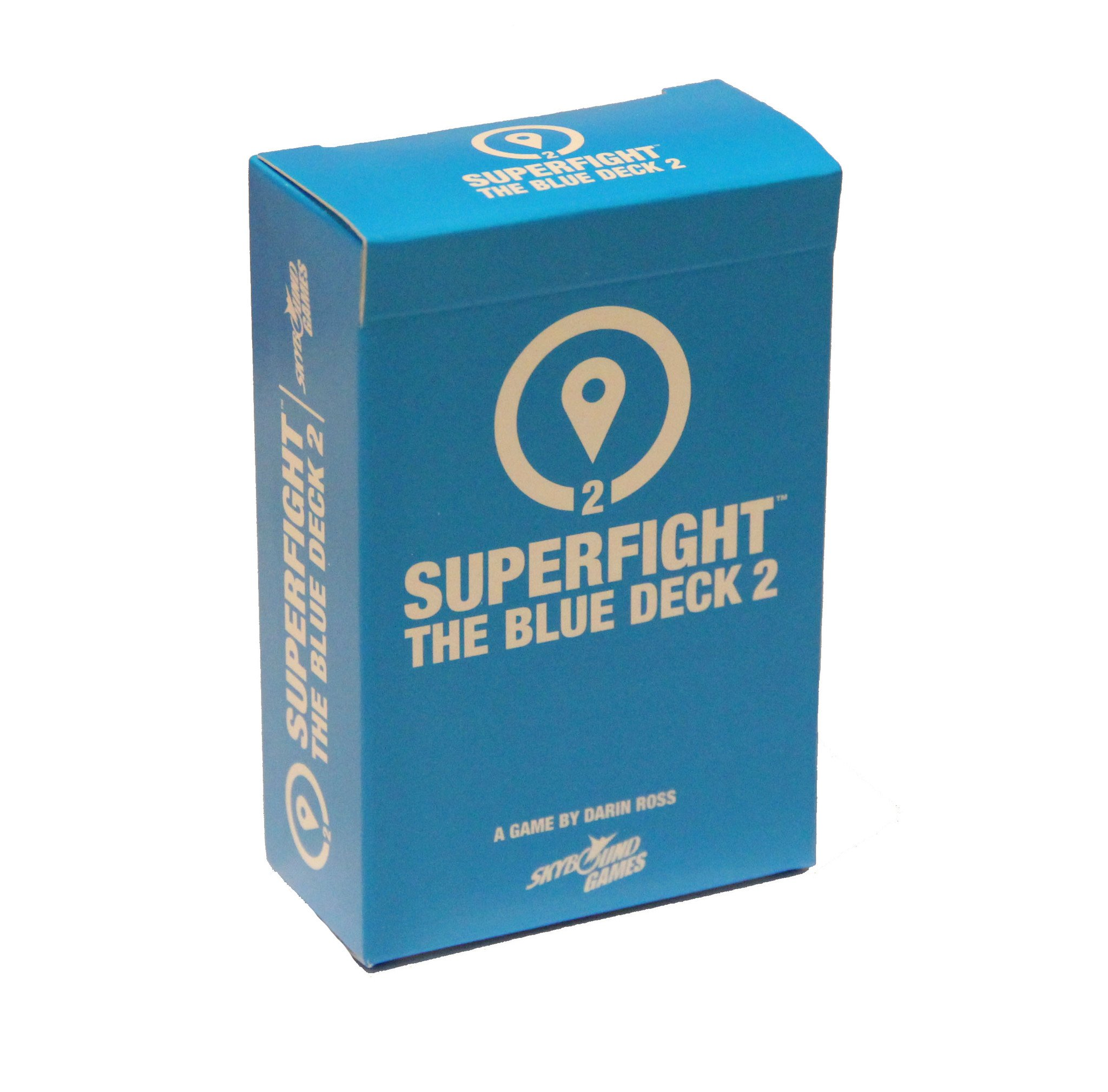 Superfight: The Blue Deck 2 (Locations)