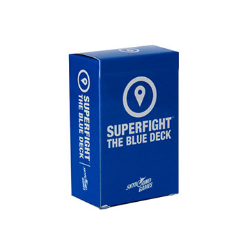 Superfight: The Blue Deck (Locations)