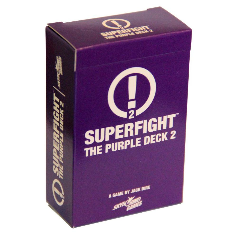 Superfight: The Purple Deck 2 (Scenarios)