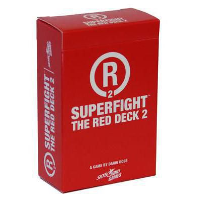 Superfight: The Red Deck 2 (Adult)