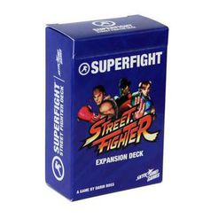 Superfight: The Streetfighter Deck