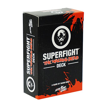 Superfight: The Walking Dead [Damaged]