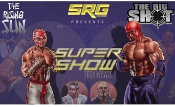 Supershow The Game: Rising Sun/ Big Shot