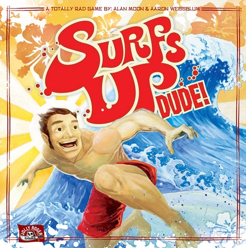 Surfs Up Dude!