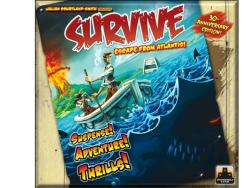 Survive: Escape From Atlantis (30th Anniversary Ed.)
