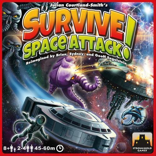 Survive: Space Attack! [Damaged]