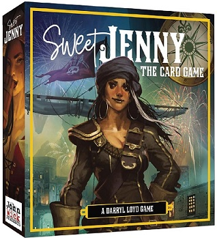 Sweet Jenny- The Card Game