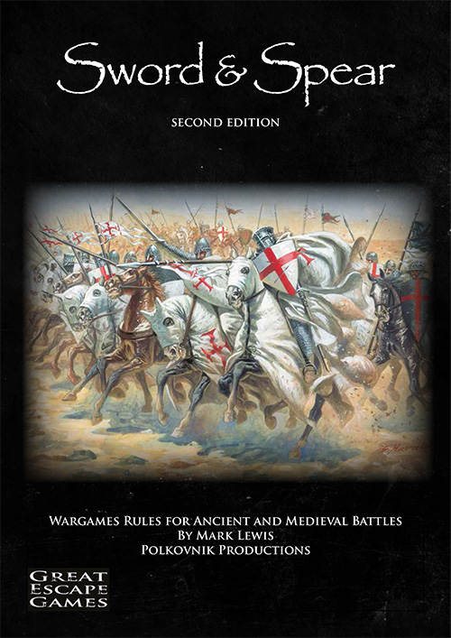 Sword & Spear 2nd Edition: RULEBOOK