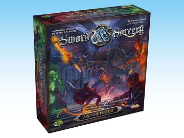 Sword and Sorcery: Arcane Portal