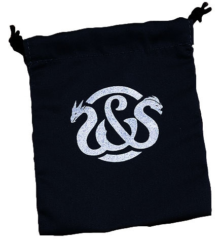Sword and Sorcery: Critical Hits Bag (Black)