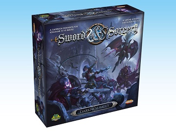 Sword and Sorcery: Darkness Falls
