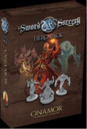 Sword and Sorcery: ONAMOR HERO PACK