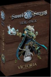Sword and Sorcery: VICTORIA HERO PACK