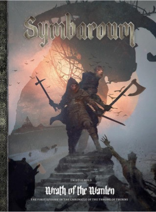 Symbaroum: Thistle Hold- Wrath Of The Warden