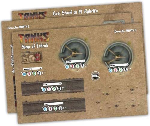 TANKS: Terrain Pack- North Africa