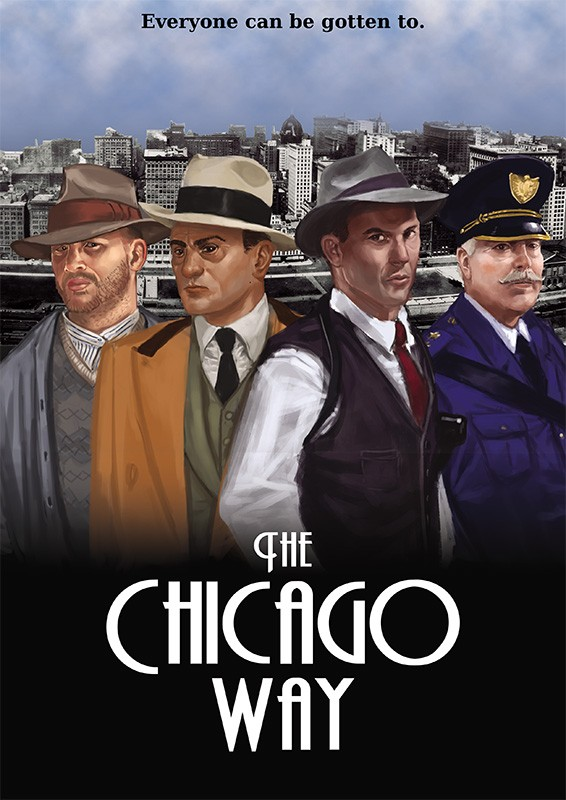THE CHICAGO WAY: RULEBOOK & CARD DECK