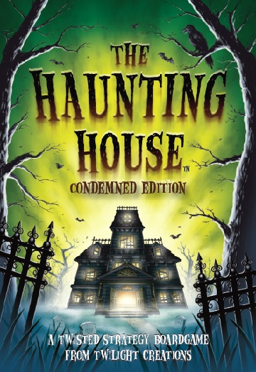 THE HAUNTING HOUSE CONDEMNED EDITION