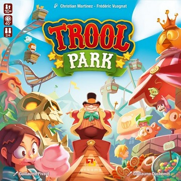 TROOL PARK [Damaged]