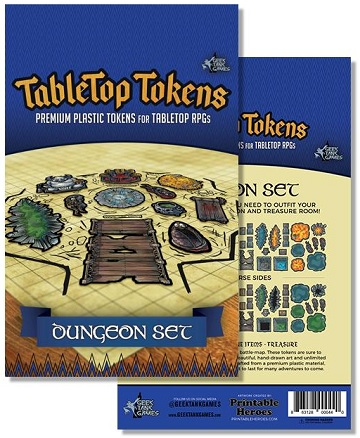 Tabletop Tokens: Dungeon Set