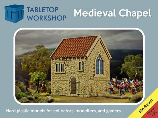 Tabletop Workshop: Medieval Chapel