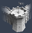 Tabletop World: Fortified Tower - Tabletop World: Fortified Tower