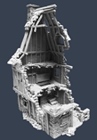 Tabletop World: Ruined Townhouse - Tabletop World: Ruined Townhouse