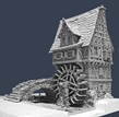 Tabletop World: Watermill - Tabletop World: Watermill