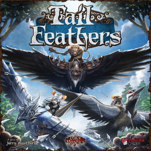Tail Feathers [SALE]