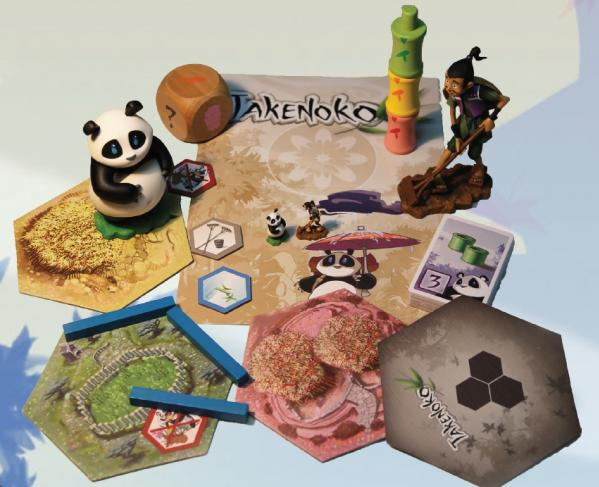 Takenoko Collectors Edition