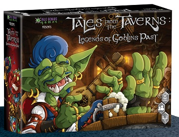 Tales from the Taverns: Legends of Goblin Past