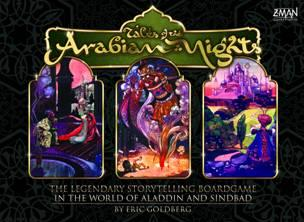 Tales of Arabian Nights [Damaged]