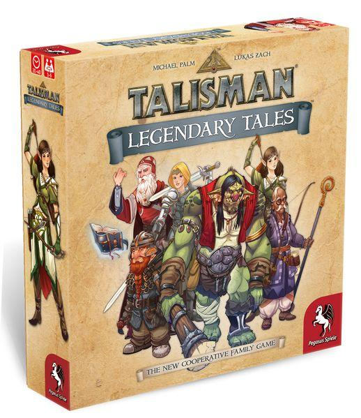 Talisman Legendary Tales [Damaged]