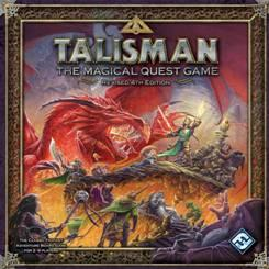 Talisman: Revised 4th Edition [Damaged]