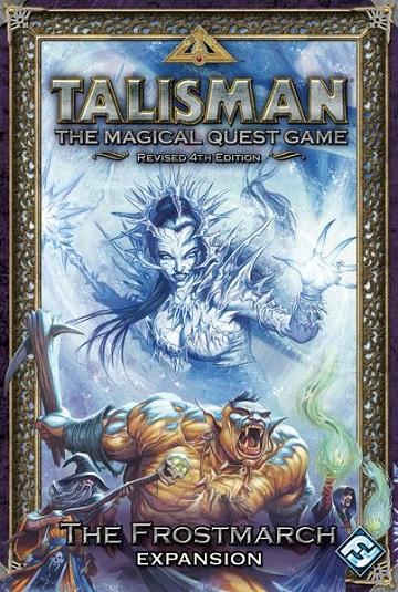 Talisman: The Frostmarch
