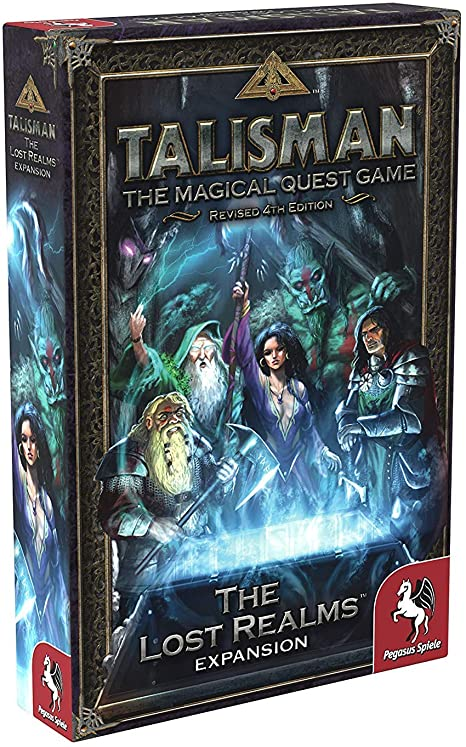 Talisman: The Lost Realms [Damaged]