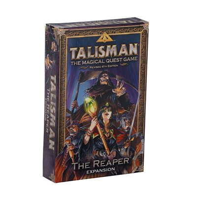 Talisman: The Reaper [Damaged]