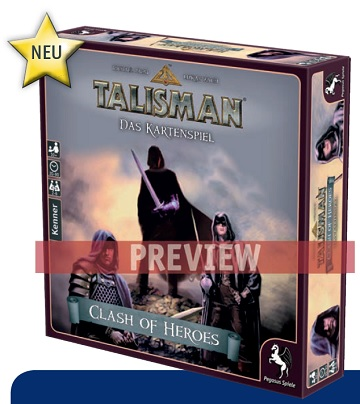 Talisman the Card Game: Clash of Heroes