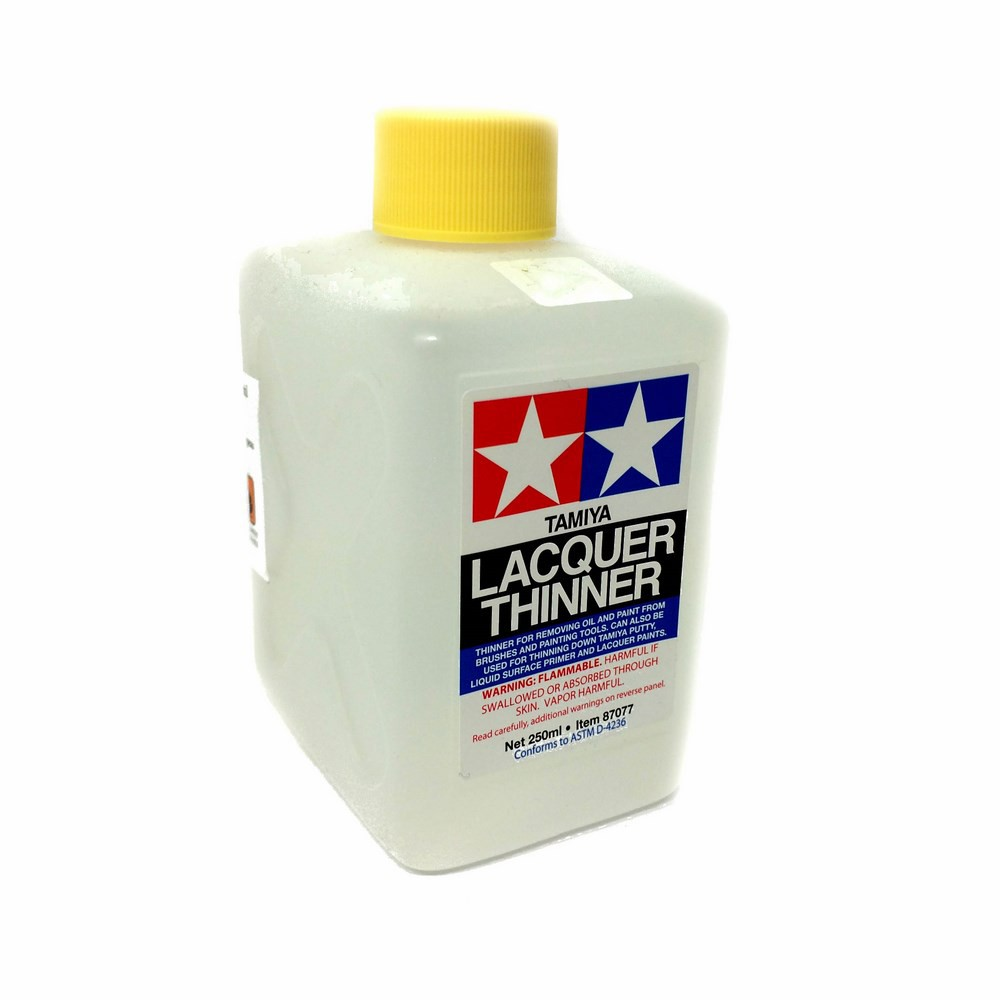 Tamiya Lacquer Thinner (250ml)