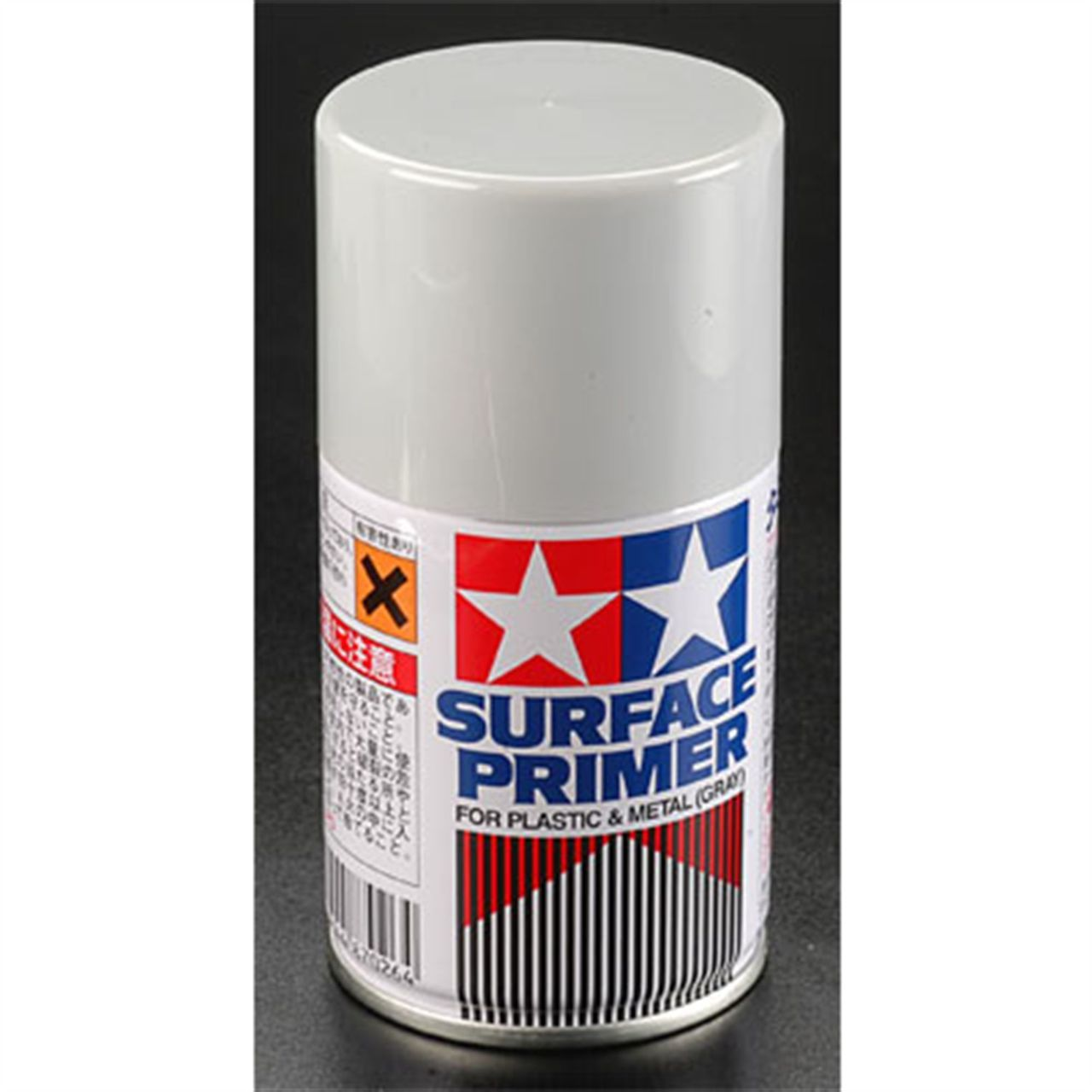 Tamiya Surface Primer For Plastic & Metal