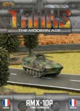 Tanks The Modern Age: French AMX-10P