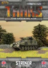 Tanks The Modern Age: British Striker