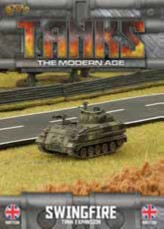 Tanks The Modern Age: British Swingfire